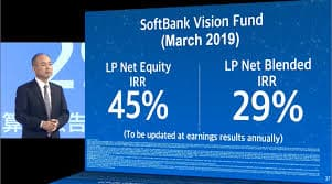 Masayoshi Son claims Vision Fund LPs are already up 45% — but ...